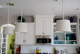 Diy Light Pendant Crafty Imaginings U0026 Silly Things Who Knew Recessed Converts To