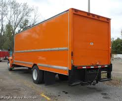 2004 international durastar 4300 box truck item l3540 so