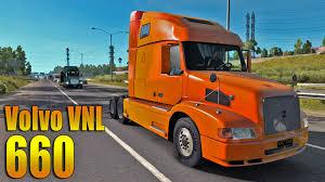 volvo 770 trucks for sale ats mods volvo vnl 660 2 3 truck mod youtube
