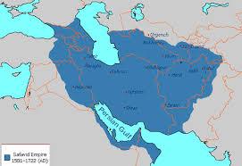 how even was the balance of power between safavid empire iran Ottoman Empire Capital