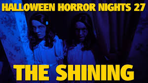 The Shining Maze Highlights Halloween Horror Nights 27 Youtube
