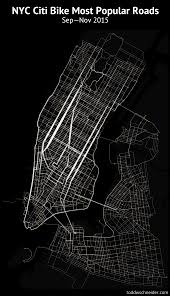 Map A Bike Route by A Tale Of Twenty Two Million Citi Bike Rides Analyzing The Nyc