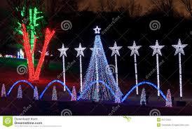 virginia holiday festival of lights stock photos image 35775503