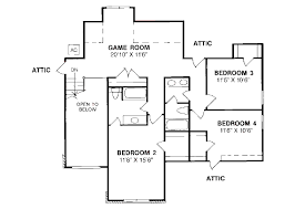 blueprint houses house 4303 blueprint details floor plans