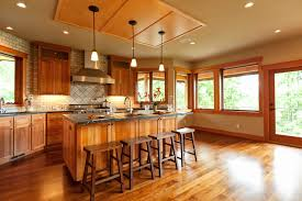 what color cabinets with oak trim 52 enticing kitchens with light and honey wood floors