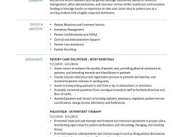 Social Work Resume Samples by Volunteer Resume Social Worker Resume In Ontario Sales Worker