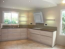 peinture pour mur de cuisine cuisine peinte en beige