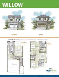 house plans utah willow new homes herriman wright utah house plan with actual