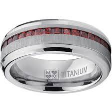 Titanium Business Cards Titanium Men U0027s Wedding Bands U0026 Groom Wedding Rings Shop The Best