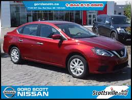 red nissan 2017 new 2017 nissan sentra 1 8 sv luxury package for sale in red deer