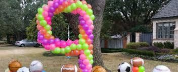 balloon delivery dallas tx balloonies balloon decorations royse city tx