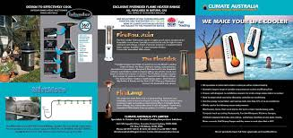 patio heater accessories climate australia outdoor gas heaters and cooling solutions