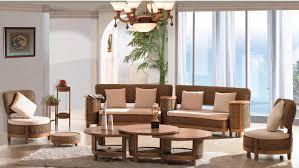 Wicker Dining Room Chairs Indoor Modren Wicker Furniture Living Room Factory Indonesia To Design Ideas