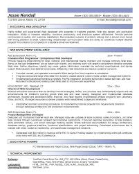 Web Content Manager Resume Sample Resume For Experienced Web Designer Sample Resume For Job