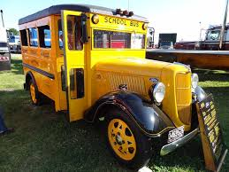 ford old back 40 classic 1935 6 ford 1 5 ton bus