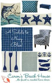 Nautical Home Decorations 664 Best Blue And White Coastal Decorating Images On Pinterest
