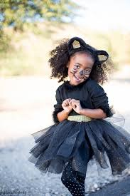 Black Cat Halloween Costume Kids Easy Diy Childs Cat Halloween Costumes Justdestiny
