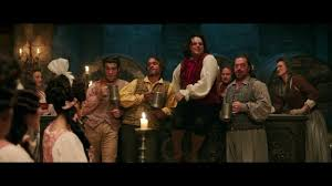 beauty and the beast town beauty and the beast luke evans on gaston ew com