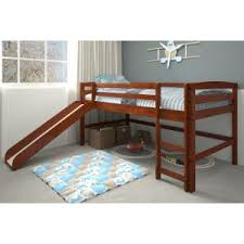 Slide Bunk Bed Slide Bunk Beds Loft Beds For Hayneedle