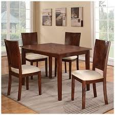 6 dining set with slat back chairs at big lots the