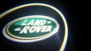 land rover logo kit led logo portiera land rover luci cortesia tuning luci led