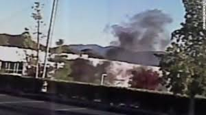 paul walker u0027s death video shows car erupted in flames after 1