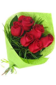 roses bouquet 6 roses bouquet flowers across melbourne