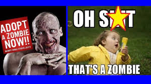 Funny Zombie Memes - funny zombie jokes memes that ll make you laugh youtube