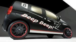 peugeot bipper van peugeot bipper beep beep concept van at bologna motor1 com photos