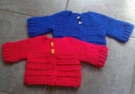 knitting pattern baby sweater chunky yarn 10 free crochet cardigan sweater patterns for baby boys crochet