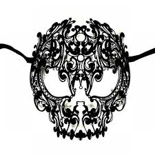 masquerade masks for women buy men and women metal laser cut masquerade masks