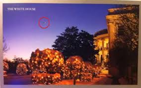 Youtube Whitehouse Ufo Sightings Daily 2011 Official White House Christmas Card Has