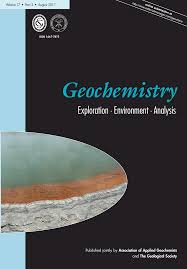 catchment based gold prospectivity analysis combining geochemical