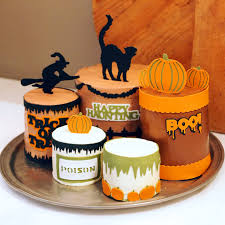Halloween Chocolate Cake Recipe Halloween Decorations Cakes Cricut Cake Decorations Martha