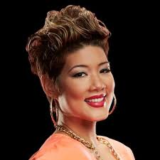 tessanne chin new hairstyle love tessann chins hair hair nails makeup pinterest