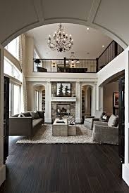 Hardwood Floor Living Room Living Room Design Open Spaces Interiordesign Living Room Ideas
