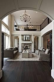 Hardwood Floor Living Room Living Room Design Open Spaces Interiordesign Living Room Ideas