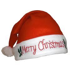lite up merry santa hat international shop