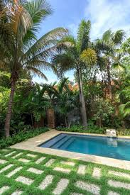 Paved Garden Ideas Impeccable Rock Steady Swimming Design Ideas To Likeable