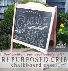 Old Baby Cribs by Repurpose An Old Baby Crib Into An Easel A Drying Rack Or
