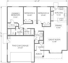 adobe southwestern style house plan 3 beds 2 00 baths 1350 sq