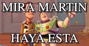 Memes De Toy Story - mira martin toy story meme en memegen