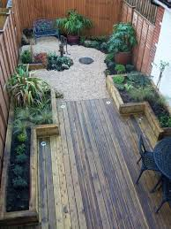 Best  Small Yard Design Ideas On Pinterest Side Yards Narrow - Backyard designs images