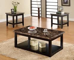 Marble Living Room Tables Living Room Beautiful Marble Top Coffee Table Sets Inspiration