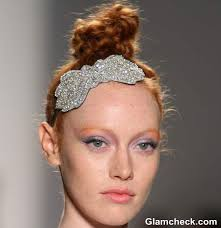 beaded headbands accessories trend s s 2013 beaded headbands