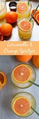 limoncello and orange spritzer limoncello recipes and orange juice