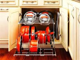 kitchen cabinet organizers amazon cabinet organizers kitchen cabinet organizers for pots and pans