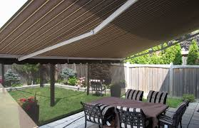 Canadian Tire Awnings Awning With Retractable Front Valance Rolltec Retractable