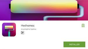 huawei designs app hwthemes app huawei themes