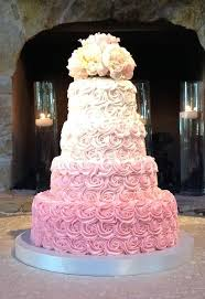 how to make your wedding colored ombre cake trends4us com